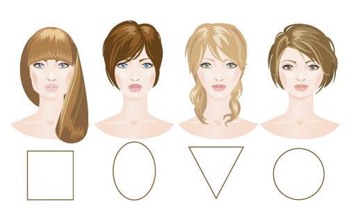 El corte de pelo que mejor te favorece según la forma de tu cara